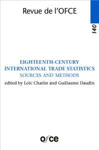 EIGHTEENTH-CENTURY INTERNATIONAL TRADE STATISTICS