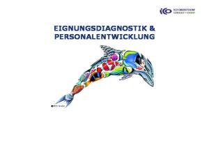 EIGNUNGSDIAGNOSTIK & PERSONALENTWICKLUNG. ICO GmbH