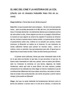 EL ABC DEL CINE Y LA HISTORIA DE LA COL