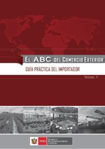 EL ABC DEL COMERCIO EXTERIOR