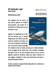 El bombardero azul Julio Jurado