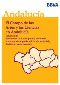 El Campo de las Artes y las Ciencias en Andalucía