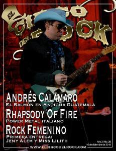 EL CIRCO DEL ROCK - LA REVISTA DIGITAL