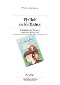El Club de los Bichos