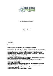 EL COLLAR DE LA REINA. Alejandro Dumas «UN VIEJO GENTILHOMBRE Y UN VIEJO MAESTRESALA»