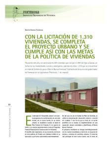 El concepto de desarrollo urbano, en cuanto