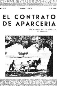 EL CONTRATO DE APARCERIA