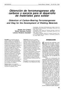 El desarrollo de materiales para