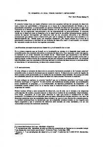 EL DESARROLLO LOCAL: POSIBILIDADES Y LIMITACIONES