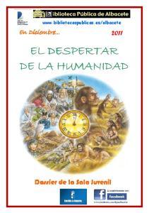 EL DESPERTAR DE LA HUMANIDAD