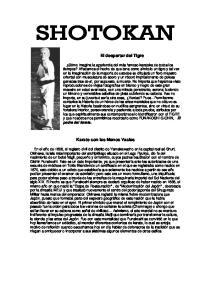 El despertar del Tigre. Karate con las Manos Vacias