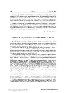 EL ESCULTOR JUAN FERNANDEZ Y SU DESCONOCIDA OBRA EN TOLEDO