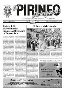 El Festival de la calle