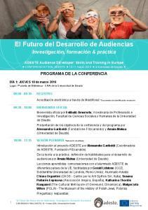El Futuro del Desarrollo de Audiencias