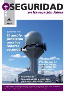 El garble, un problema para los radares secundarios