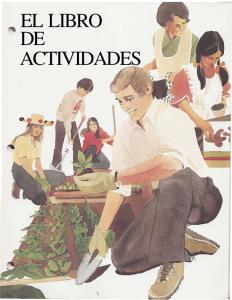 EL LIBRO DE ACTIVIDADES