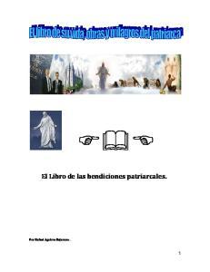 El Libro de las bendiciones patriarcales