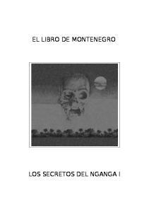 EL LIBRO DE MONTENEGRO