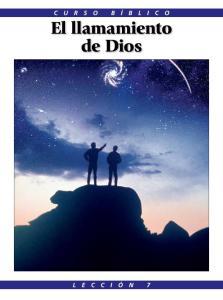 El llamamiento de Dios