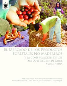 El Mercado de los Productos Forestales No Madereros