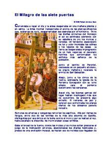 El Milagro de las siete puertas