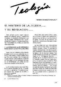 EL MISTERIO DE LA_IGLESIA_