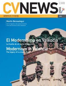 El Modernismo en Valencia. Modernism in Valencia