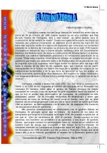 El Molino Zabala CARLOS ROMERO GALANA