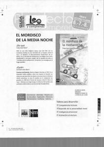 EL MORDISCO DE LA MEDIA NOCHE