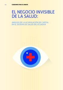 EL NEGOCIO INVISIBLE DE LA SALUD: