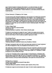 El Nuevo Sistema de 12 Chakras en el Ser Humano