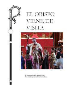EL OBISPO VIENE DE VISITA