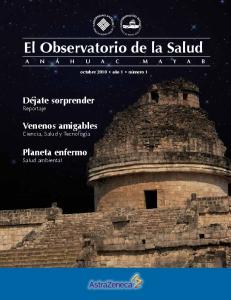 El Observatorio de la Salud