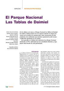 El Parque Nacional Las Tablas de Daimiel
