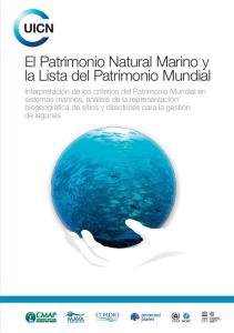 El Patrimonio Natural Marino y la Lista del Patrimonio Mundial
