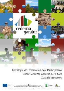 EL PROGRAMA LEADER Y EL DESARROLLO LOCAL