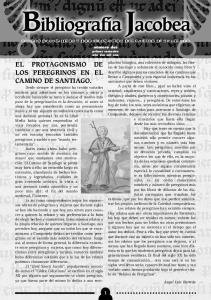 EL PROTAGONISMO DE LOS PEREGRINOS EN EL CAMINO DE SANTIAGO