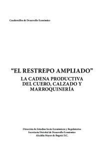EL RESTREPO AMPLIADO