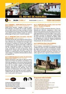 EL REYNO DE NAVARRA TODO INCLUIDO