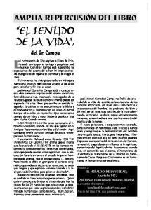 EL SENTIDO DE LA VIDA,