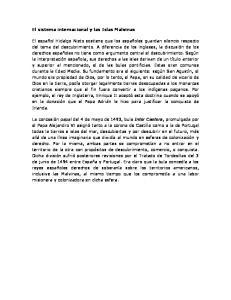 El sistema internacional y las Islas Malvinas