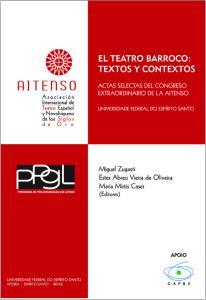 EL TEATRO BARROCO: TEXTOS Y CONTEXTOS