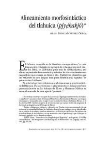 El tlahuica, conocido en la literatura como ocuilteco,1 es una