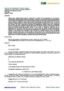 EL TRIBUNAL DE JUSTICIA (Gran Sala),