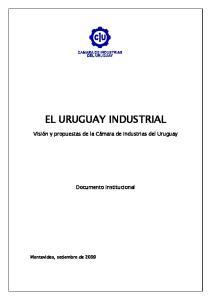 EL URUGUAY INDUSTRIAL
