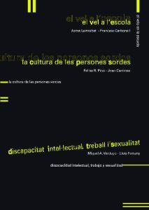 el vel a l escola el velo en la escuela la cultura de les persones sordes la cultura de las personas sordas