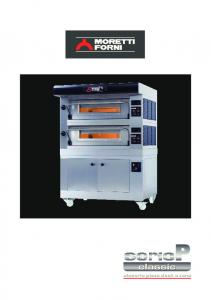 electric pizza deck ovens