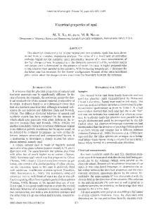 Electrical properties of opal