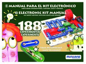 Electronic Kit MANUAL