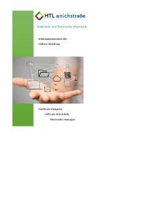 Elektronik und Technische Informatik